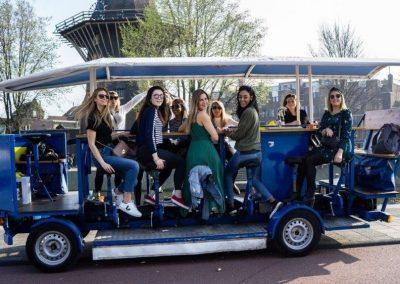 beer bike Amsterdam | beer bike Amsterdam | Vrijgezellenfeest Amsterdam