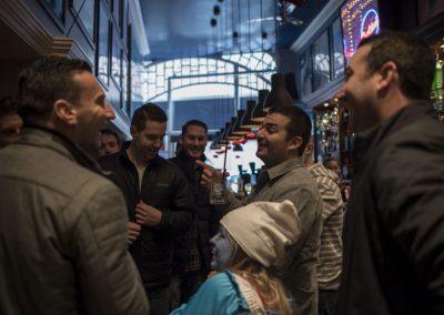 Amsterdam Smurfette Bar Crawl